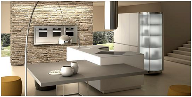 Ways to create a family room and kitchen combo for Kitchen family room combo