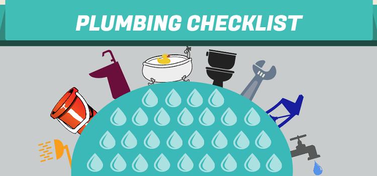 Plumbing-checklist