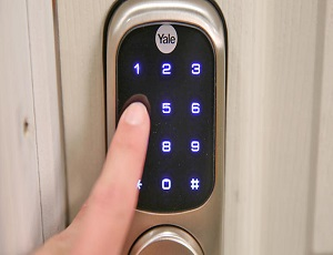 Touch Screen Locks | high security locks for home doors