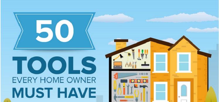 50 home tools garden