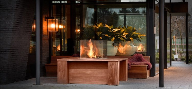 best-outdoor-fireplace