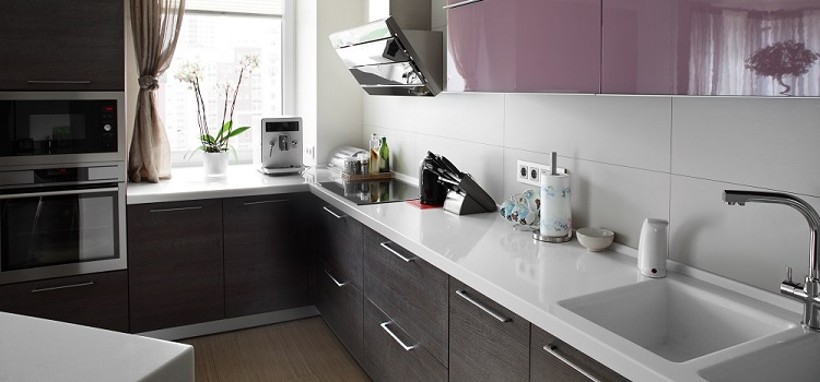 Kitchen Interior Design Made for Easy Cleaning