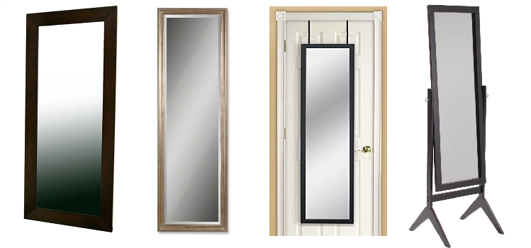 A full length mirror for when looks count for Mirror that look