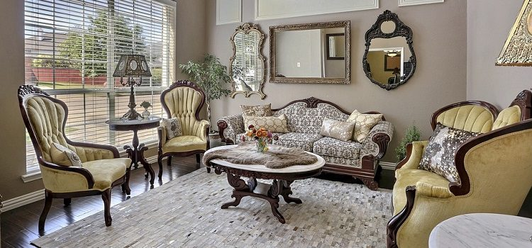 Chic Living Room tips