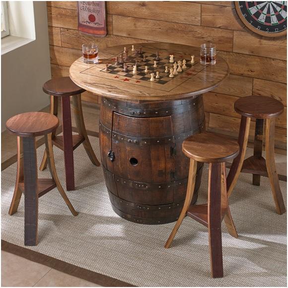 Unique Bar Tables: Unique Home Bar Renovation Ideas
