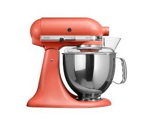 Tilted-Head Stand Mixers