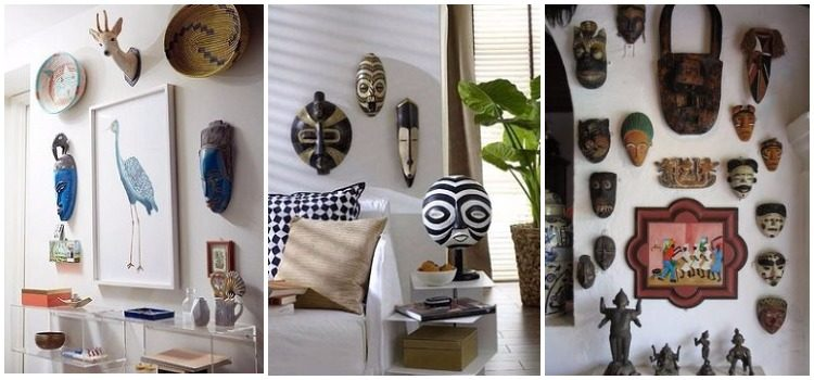 decoration wall masks