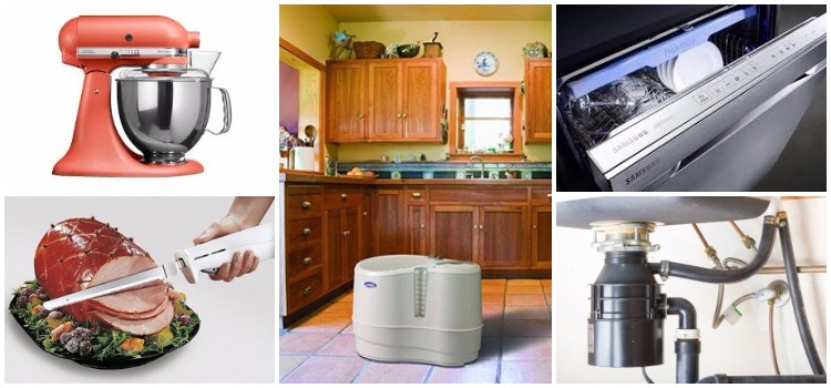 5 Home Appliances That Exists Only in USA | Latest Kitchen ...