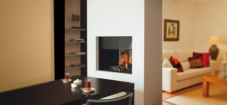 designer gas fire