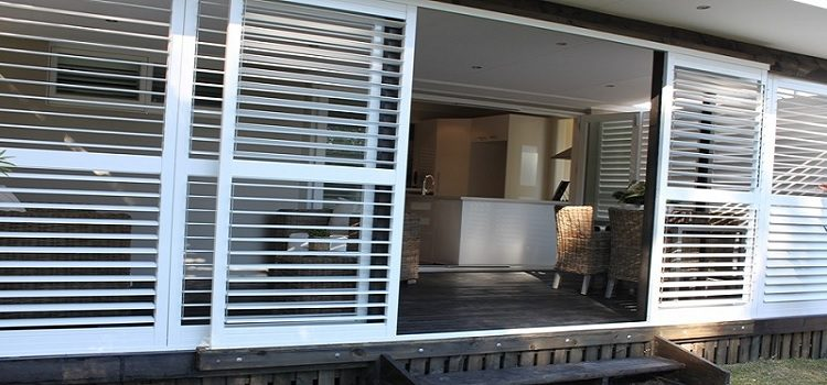 Home Exterior Shutter