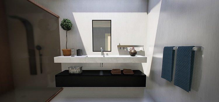 Clean a Bathroom