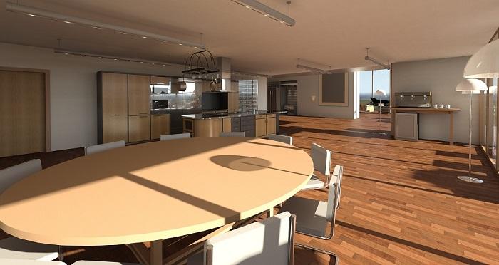 Environmental friendly flooring