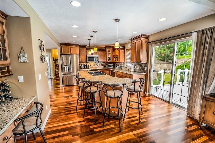 wood looking flooring | wooden flooring