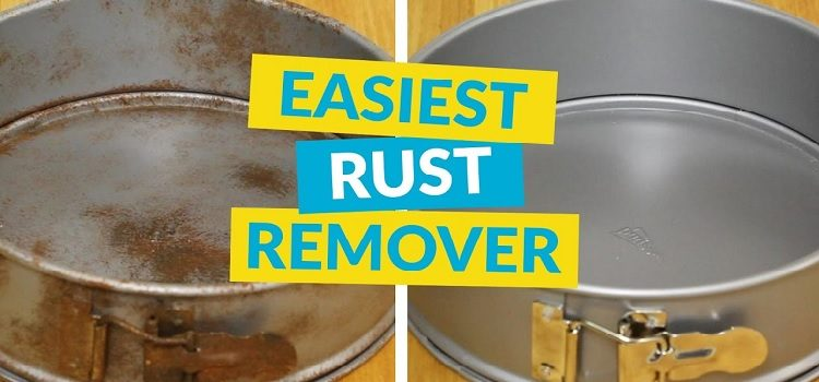 Rust Removal Remedies