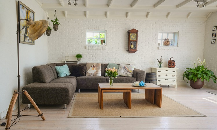 modular sofa stylinng