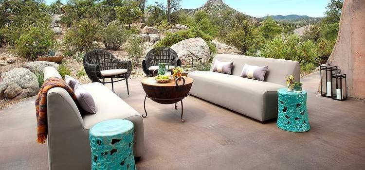 Outdoor Furniture Desert