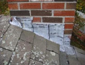 damaged flashing | damaged vents