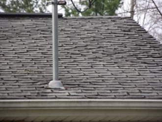 missing shingles | damaged roof inspection