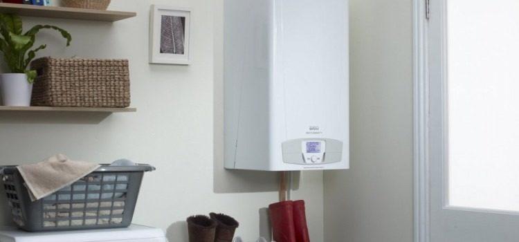 homeowner Buying Boiler