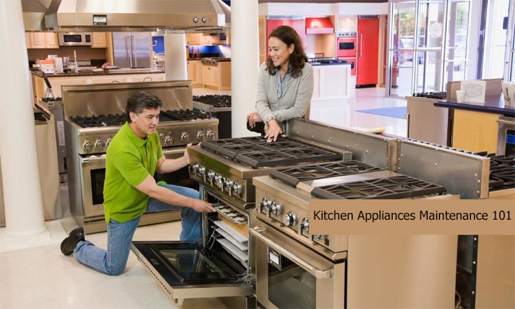 Kitchen Appliances Maintenance