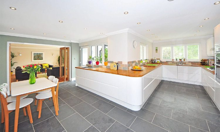 Tiles Improve Home Appearance