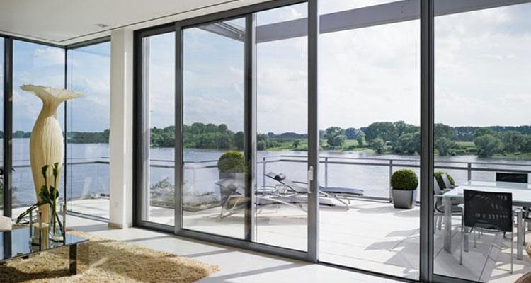 install Sliding Glass Door System