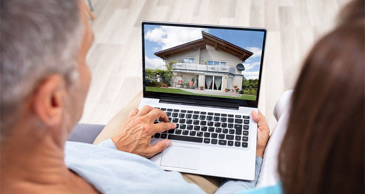 Virtually Touring Home Buyers