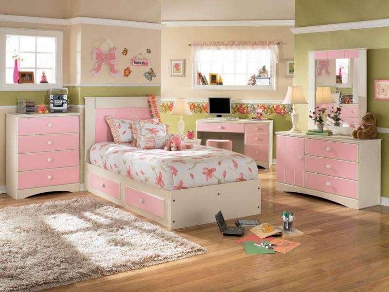 Kids Room Design For Girls