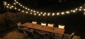 Lighting Options for Your Garden