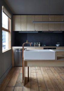 Classic butler sink