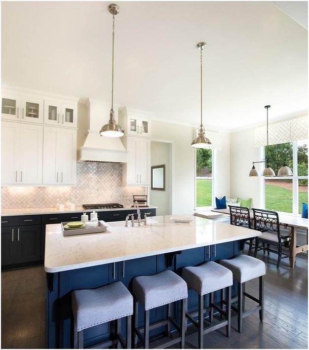 Unique Tones kitchen