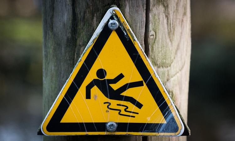 property slip & fall