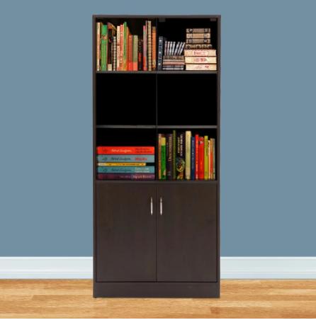 classic bookshelf