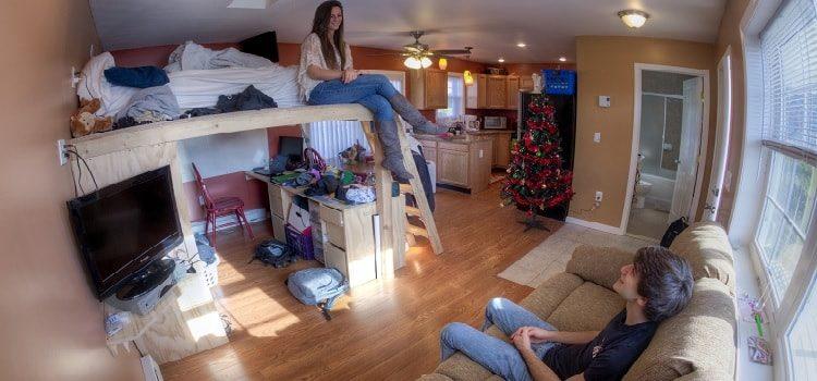 College Graduates Cheap Home