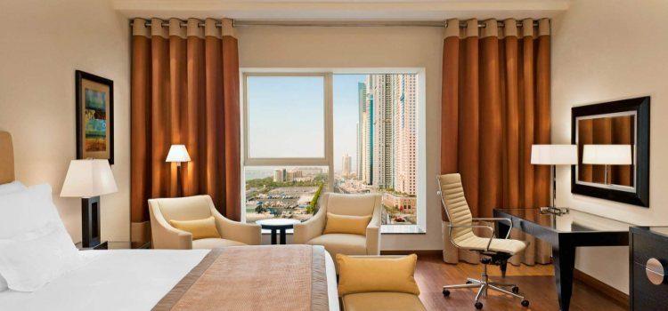 Apartment Window Treatment