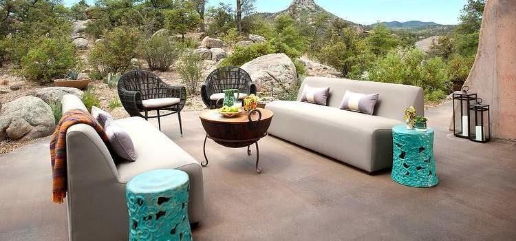 Outdoor Furniture Desert