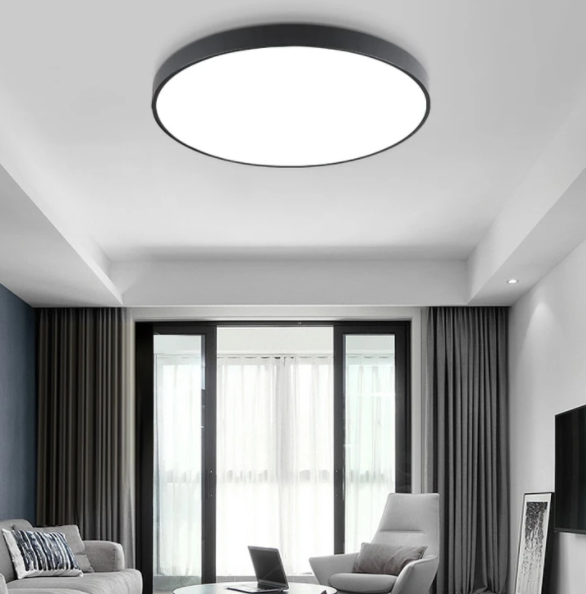 simple sophisticated ceiling light