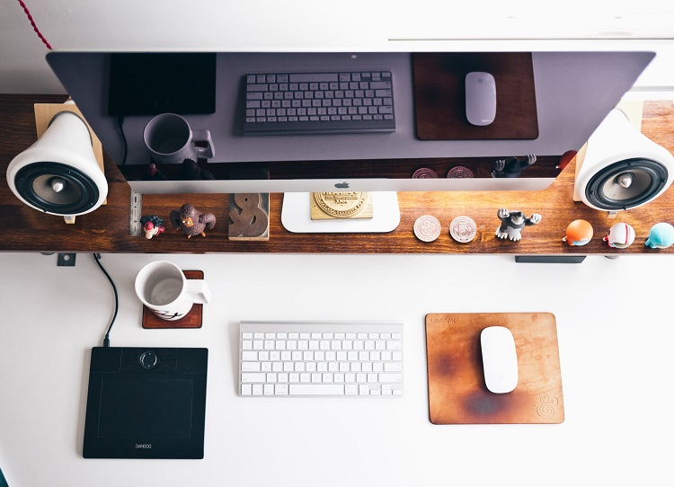 making the most of your home workspace
