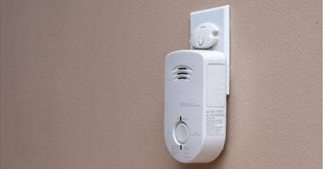 carbon monoxide detectors for home