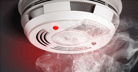 fire and heat detection devices for home