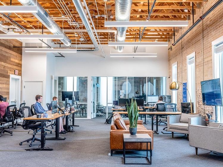 modern workspace trends