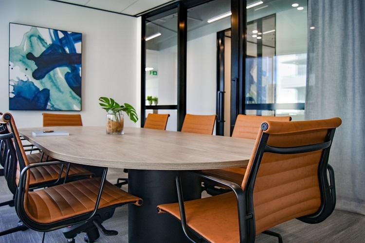 modular office furniture | flexible workspace