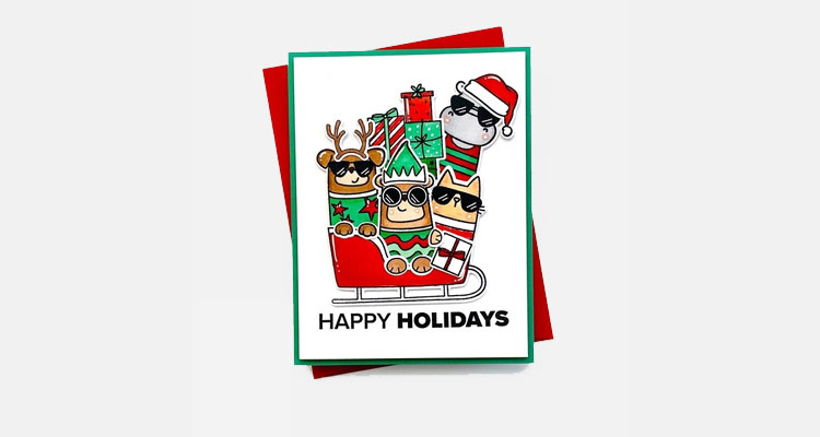 Holiday Cards Is a Smart Business