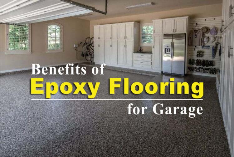 benefits of epoxy flooring for garage