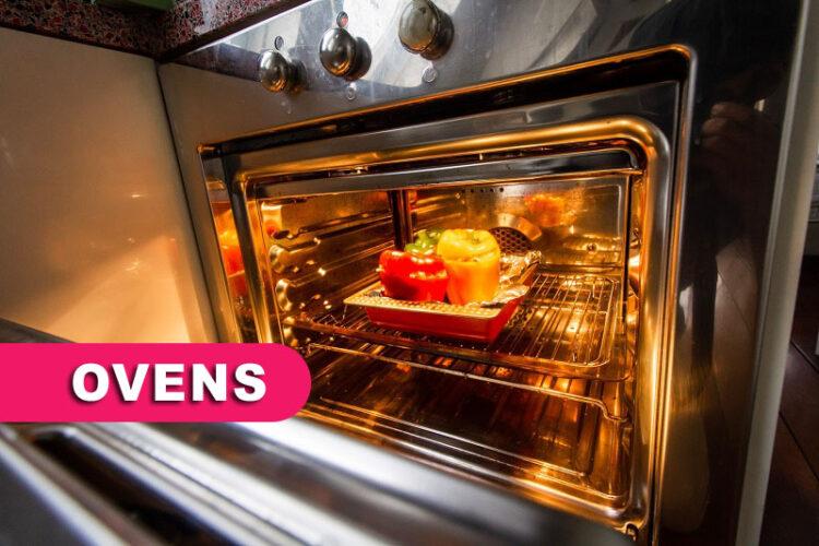 best kinds of ovens for kitchen