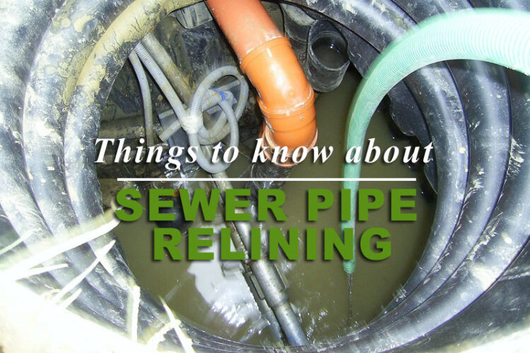 sewer pipe relining services