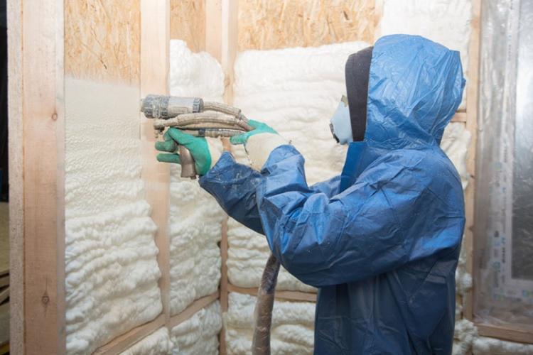 cost of spray foam insulation in San Antonio, TX